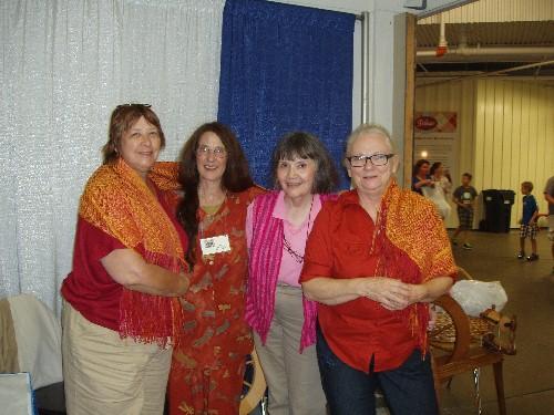 Debbie, Marjorie, Linda,      Betty
