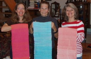 Beginning Weavers Class-October 2014